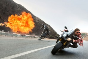 Video: BMW Featured Heavily In New Mission Impossible Movie