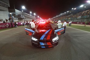 "BMW M Remains ""The Official Car of MotoGP"""