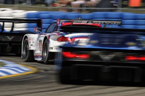 BMW Team RLL Misses out on Podium in Sebring