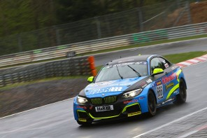 Impressive Fightback from BMW at the Rain-soaked Nordschleife