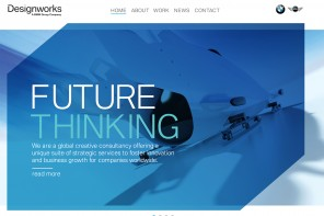 BMW Group DesignworksUSA Renamed To Designworks