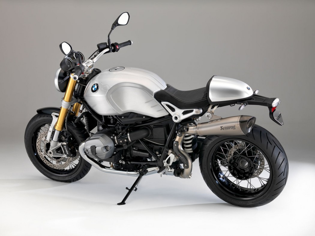 Bmw Debuts Aluminum Tank For The R Ninet