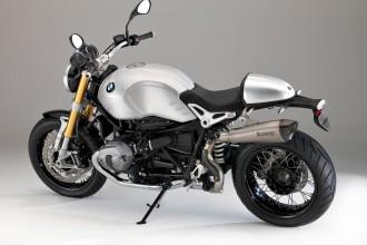 BMW R nineT Aluminum Fuel Tank