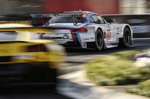 Watch BMW Team RLL Take the Win at Long Beach