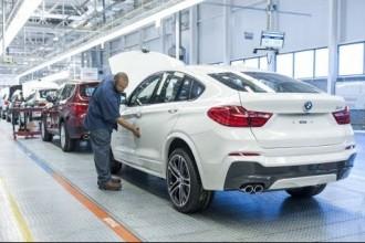 BMW Spartanburg Plant Video Walkthrough