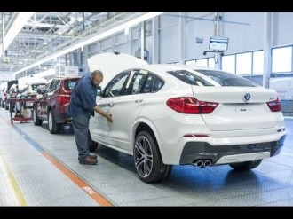 BMW Spartanburg Plant Video Walkthrough