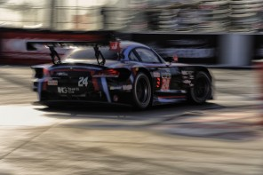 BMW Team RLL Makes a Dramatic Return to the Top at Long Beach