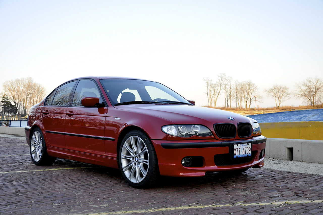 Bf Review 2004 Bmw 3 Series Zhp Bimmerfile