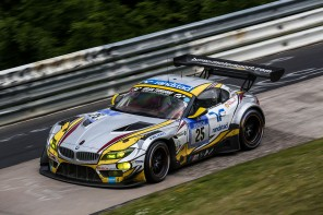 BMW Lands on the Podium at the 24 Hours of the Nurburgring