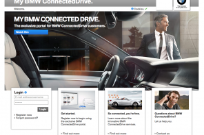BMW Announces New ConnectedDrive Portal and ConnectedDrive Store