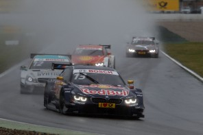 Four BMW's in the Points at the DTM Opener
