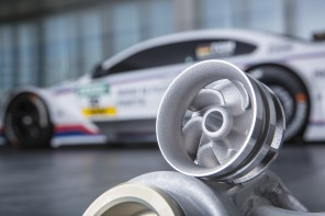 BMW Produces 3D Printed Water Pump for DTM Racecars