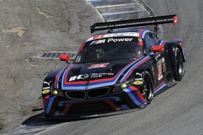 BMW Team RLL Finishes 1-2 at Laguna Seca (W/Full Gallery)