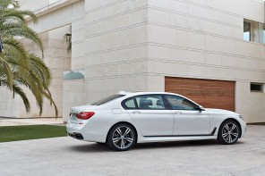 Hands-on with the 2016 BMW 7 Series