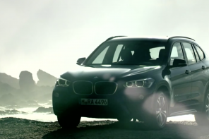 The BMW X1 in Video