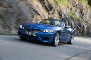 Estoril Blue Returns to the BMW Z4