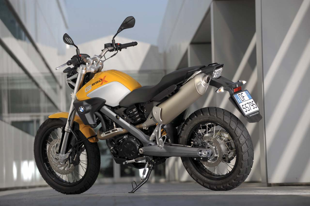 New In The Bf Garage The Bmw G650 Gs