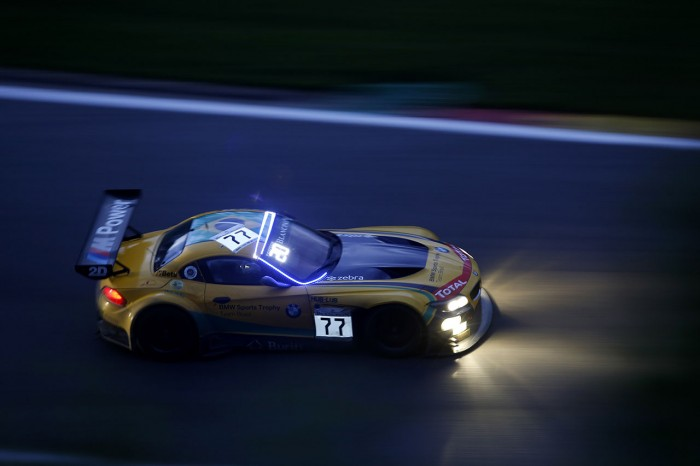 24h Spa-Francochamps, Blancpain Endurance Series, Round 4