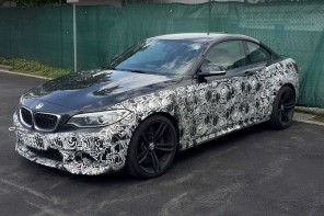 The BMW M2 Option List Leaked