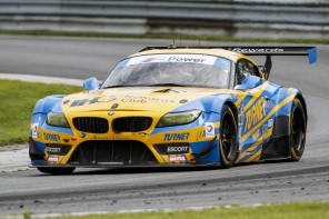 Turner Motorsport Takes GTD Class Victory at Lime Rock