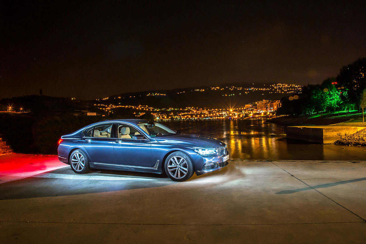 2016 BMW 740e xDrive Specifications & Gallery - BimmerFile