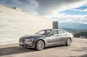 2016 BMW 740i & 750i xDrive Specifications & Gallery