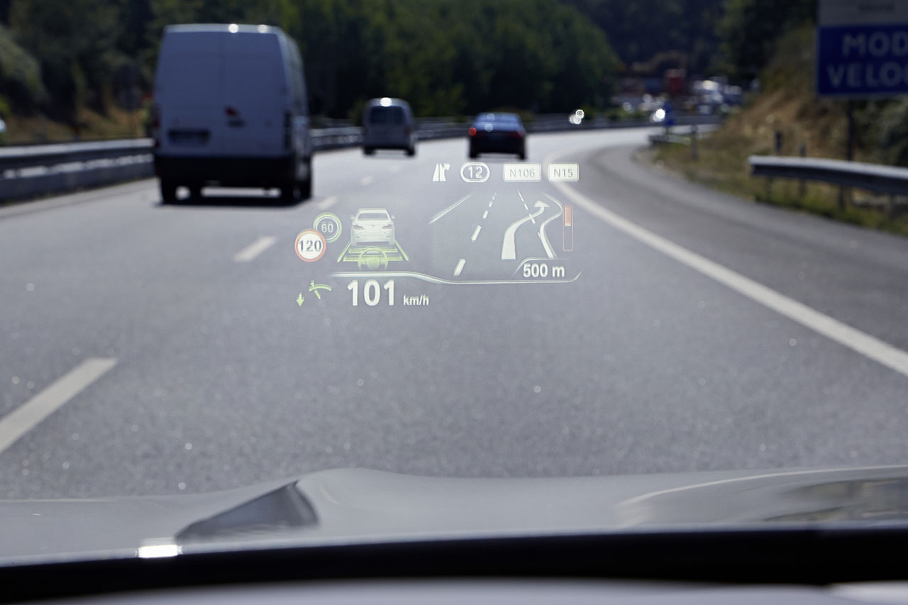 Bmw S Latest Head Up Display Bimmerfile