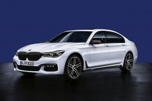 BMW M Performance Parts Debut for the 7 Series