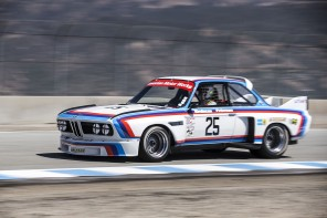 BMW To Be Featured Marque of 2016 Rolex Monterey Motorsports Reunion
