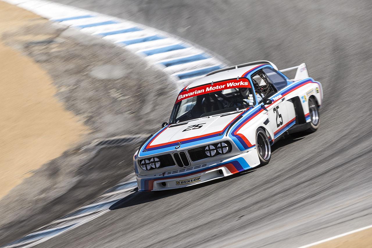 BMW To Be Featured Marque of 2016 Rolex Monterey Motorsports ...