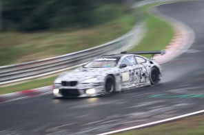 The BMW M6 GT3 Hits the Ring for the First Time
