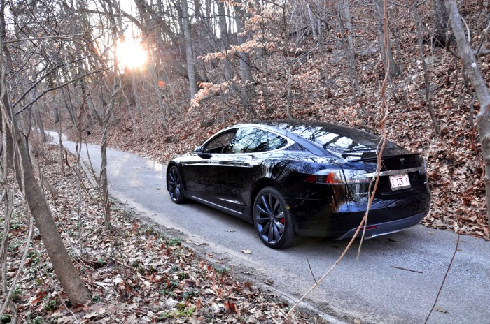 Tesla P85D Reviewed by BimmerFile