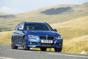 The 2016 BMW 3 Series Wagon (330d) Gallery