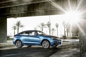 World Premier: The New BMW X4 M40i