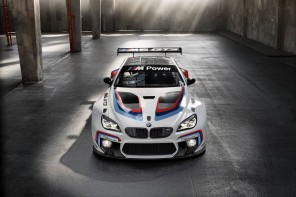 BMW M6 GTLM Race Car Walk-Around
