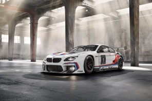World Premier: BMW M6 GT3 Race Car