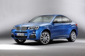 The BMW X4 M40i Leaked Online