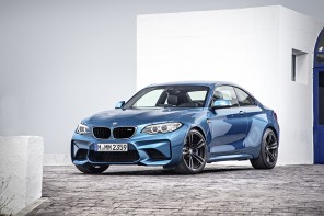 World Premier: The 2016 BMW M2