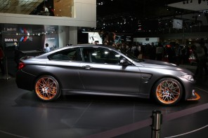 BMWNA Prices the M4 GTS at $134,200