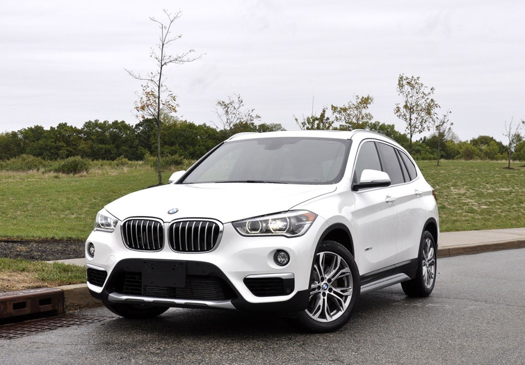 BF Review 2016 BMW X1 Vs The 2015