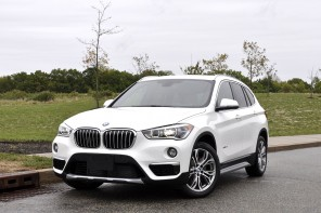 BF Review: 2016 BMW X1 vs the 2015 BMW X1