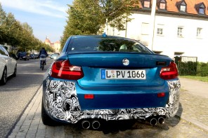 The BMW M2 is Coming October 12th