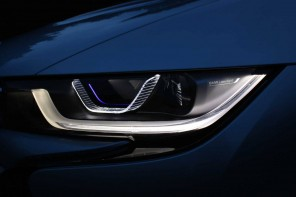 BMW's Laser Lights Coming to the US