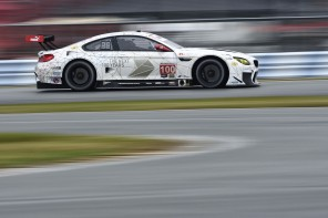 BMW M6 GTLM Finishes 5th in Class at the 24 Hours of Daytona