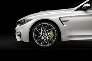 BMW M4 w/Competition Package