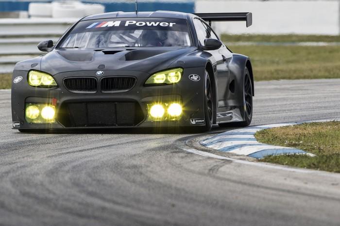 BMW M6 GTE