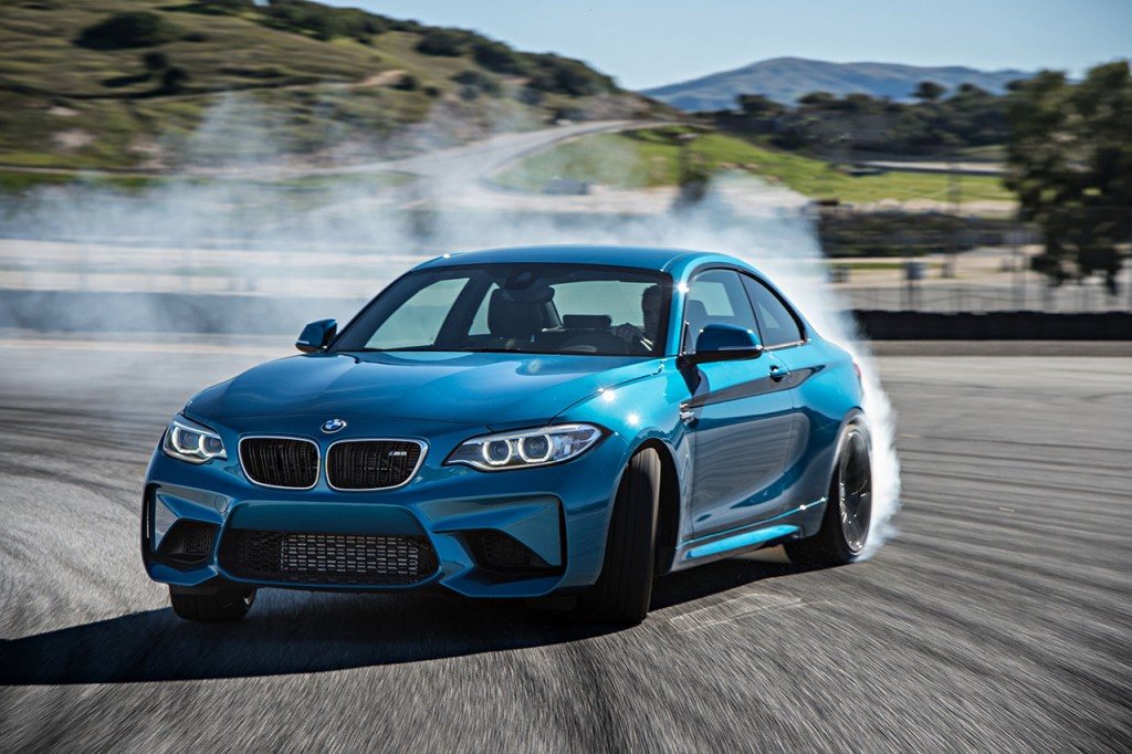 The M2 is no M235i. It's much better.