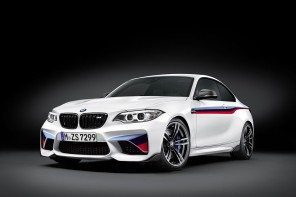 BMW M2 Gets Full Range of M Performance Parts (Video)