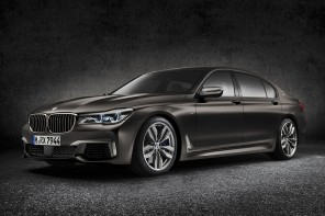 World Premier: The BMW M760i xDrive
