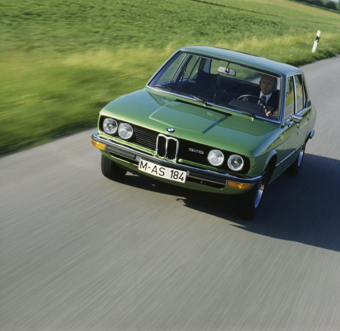 BMW 525 - 1st generation (03/2010)